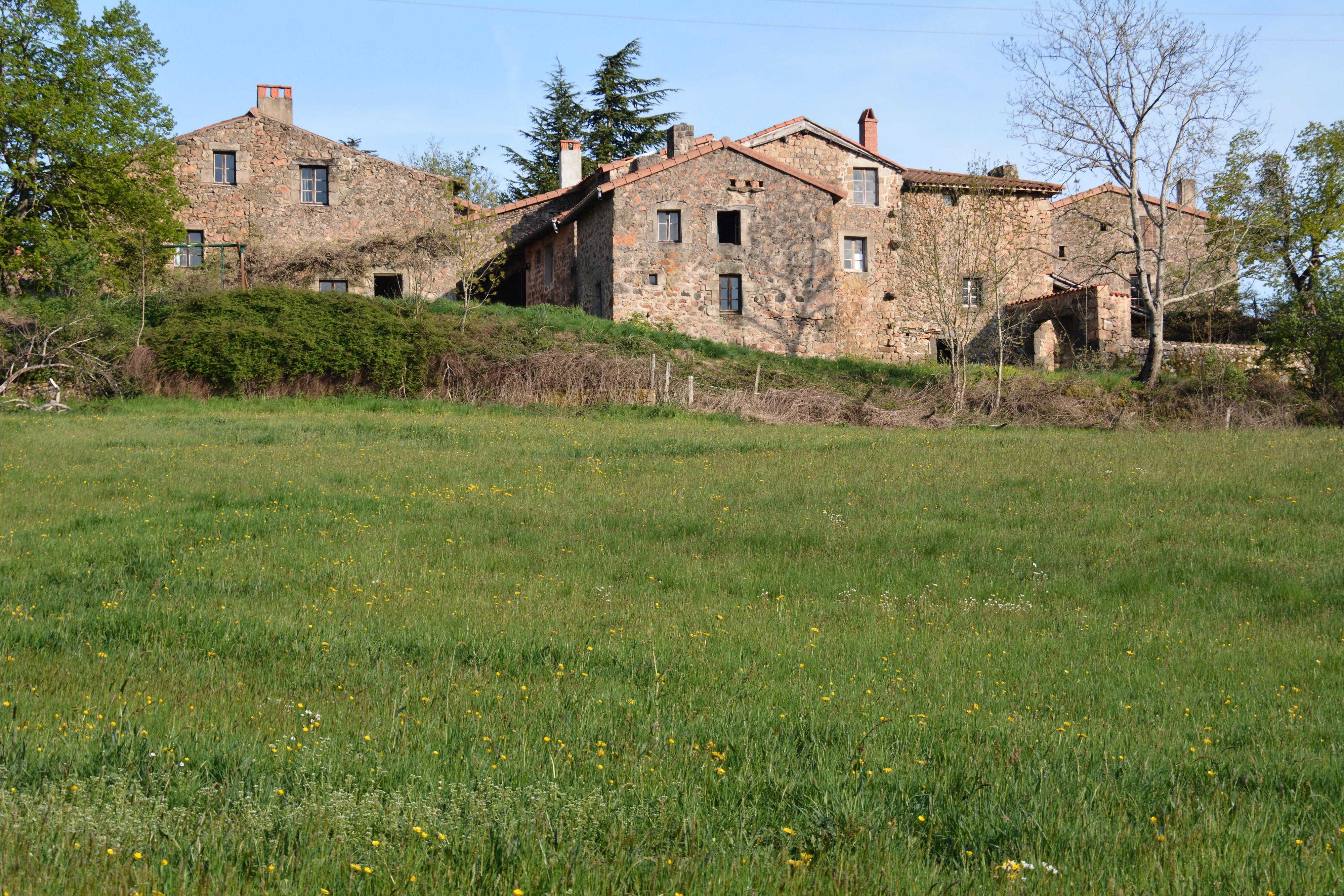 Le hameau de Chamblard