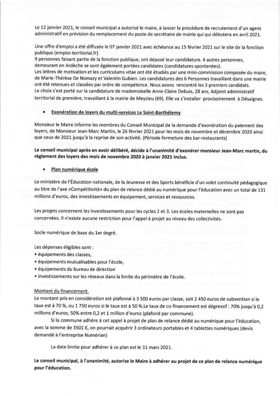Cr conseil municipal 02 mar 21 p3
