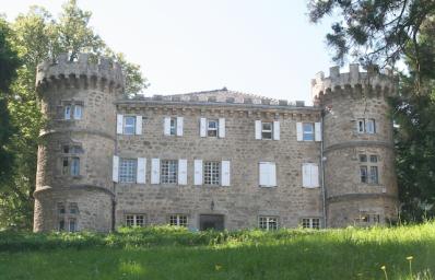 Le chateau de soubeyran 1