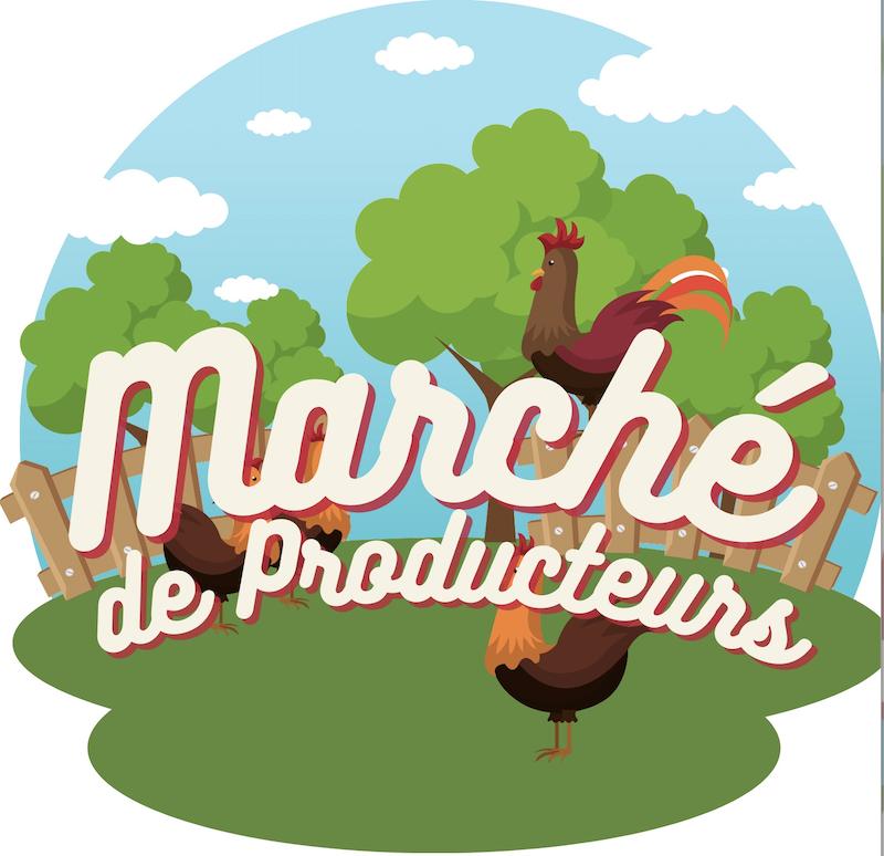 Marche des producteurs de grozon