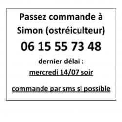 Simon julien revient 17 jul 21