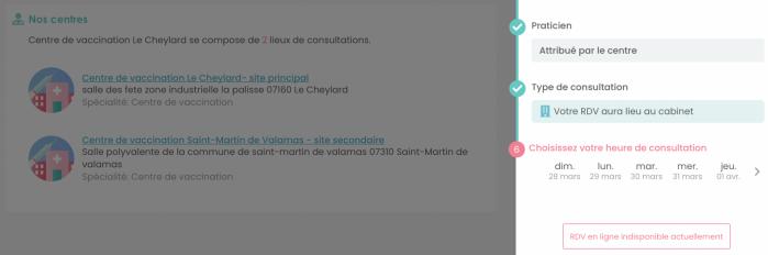 Vaccin le cheylard recherche google 27 mar 21